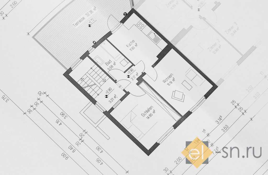 электрификация жилого помещения