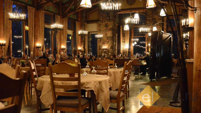Проект электроснабжения ресторана