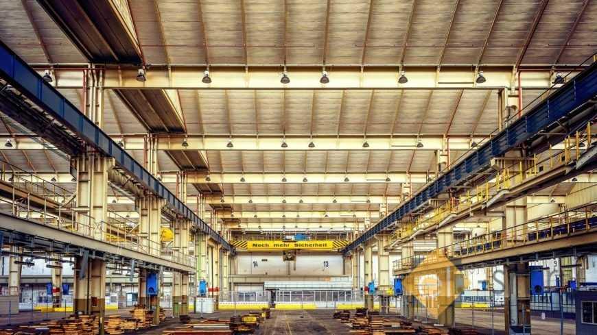 Схема электроснабжения (энерго снабжения) предприятия
