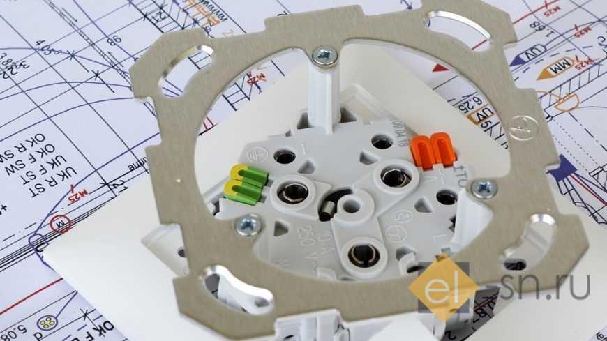 Проект монтажа проводки