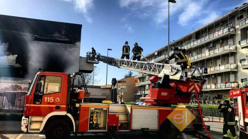 Пожаробезопасность в электроустановках