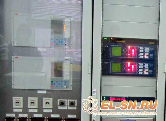 Дифференциальная защита оборудования