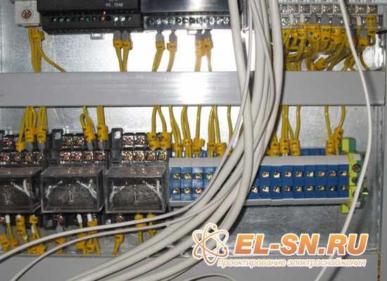 Проект электрики