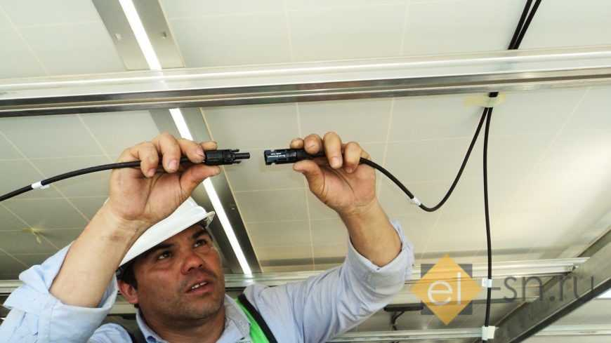 Проектирование электропроводки в квартире