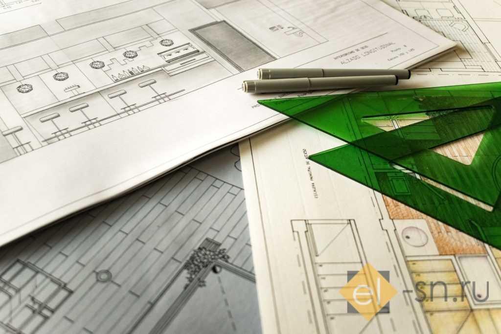 проектирование и испытание электрики