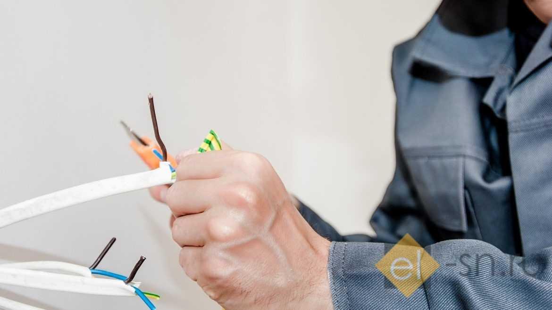 Расчет токов при выборе сечений проводов