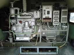 Проектирование электроснабжения  с использованием ДГУ (ДЭС)