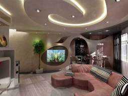 Проектирование искусственного освещения  в соответствии с дизайн-проектом