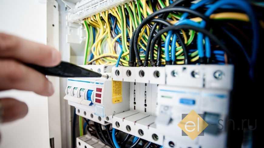 Проверка сопротивления изоляции кабеля