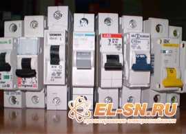 Проверка автоматических выключателей: общая информация