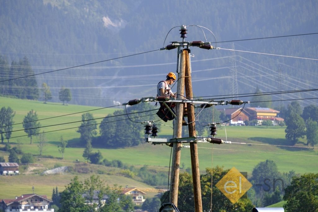 Измерения электропроводки профессионалом