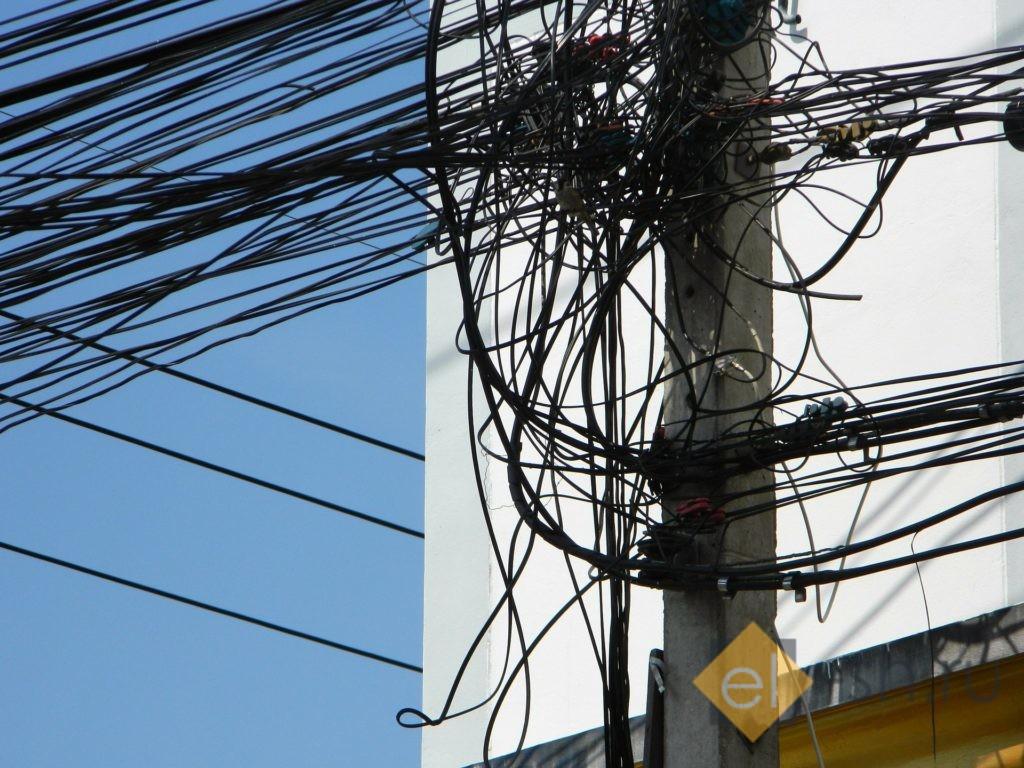 Замеры электропроводки